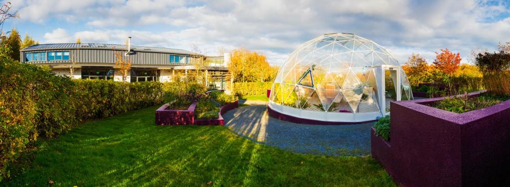 The Solar Dome